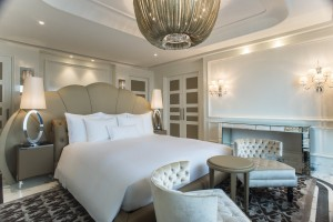 The Reverie Saigon - Designer Suite by Visionnaire - Bedroom