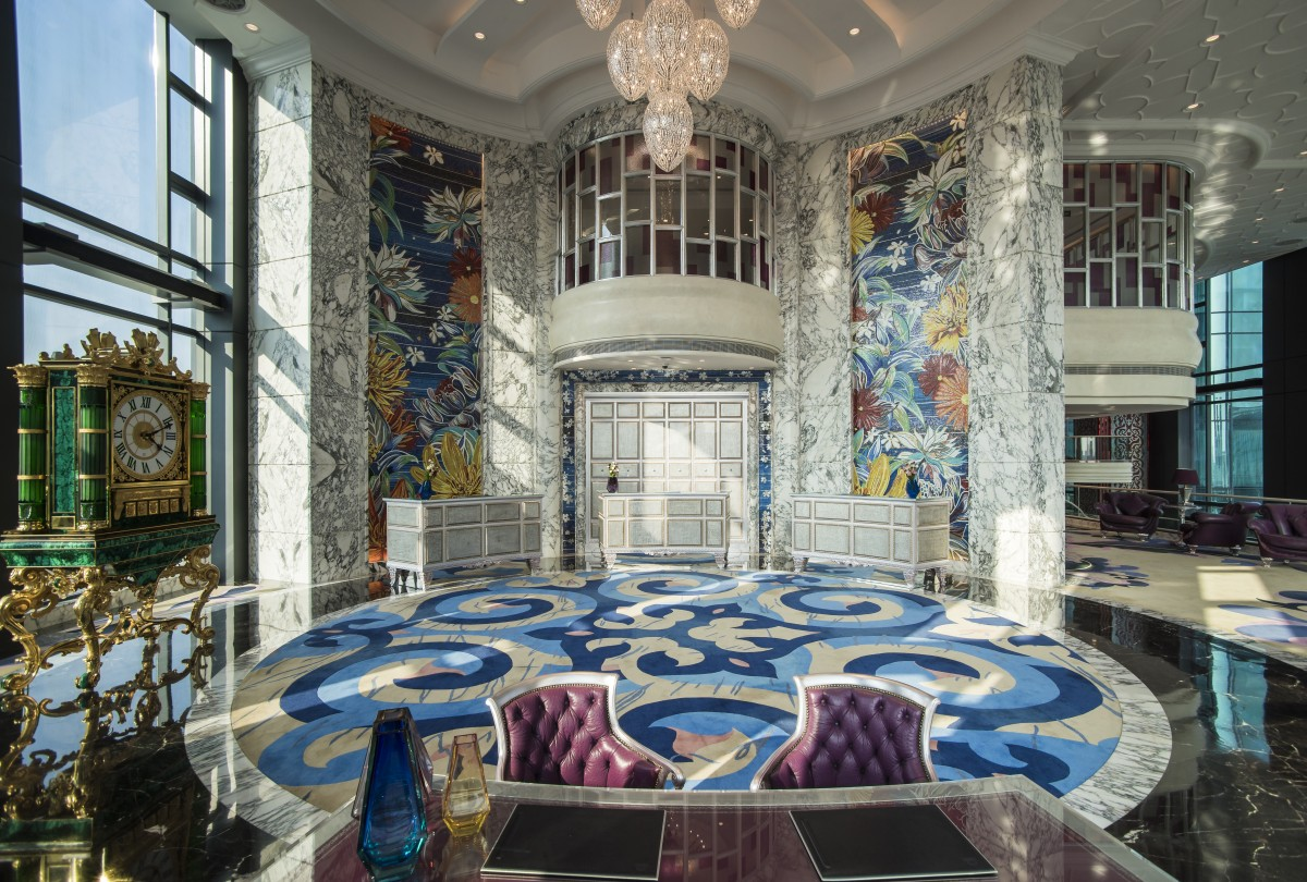 The reverie saigon takes centre stage in ho chi minh city for Design hotel vietnam