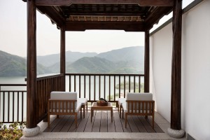Alila Anji - Accommodation - Villa - Lake View Villa Cabana