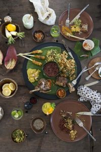 The Warung - Food - Megibung