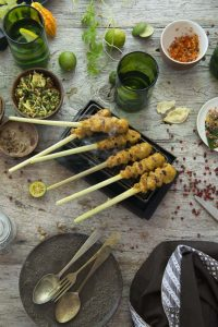 The Warung - Food - Sate Lilit