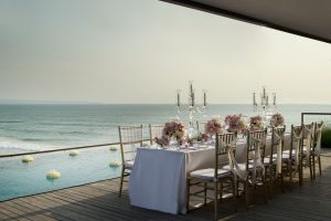 Alila Seminyak - Dinner at the Penthouse 01
