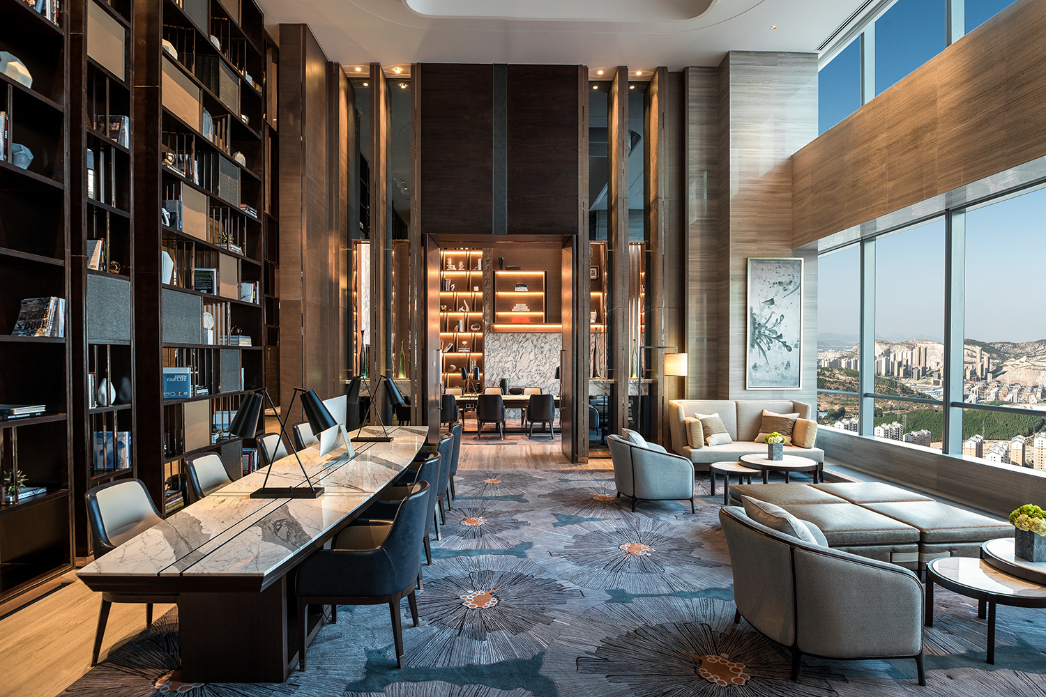 Two new projects in asia from wilson associates hilton for Design hotel japan
