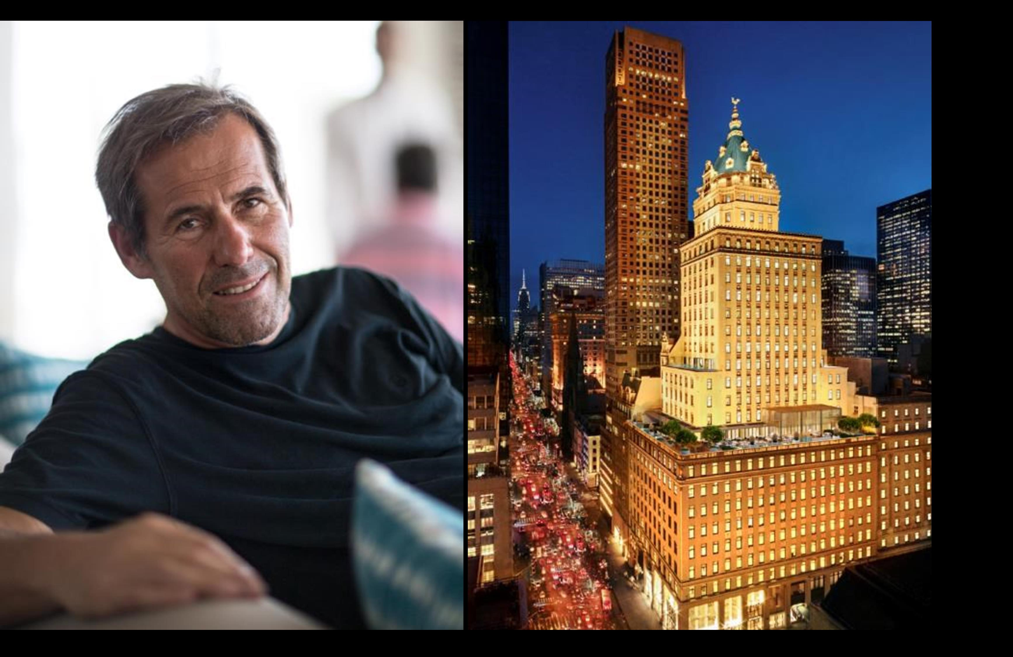 Legendary Architect Jean Michel Gathy Ted As Designer Of Aman New York